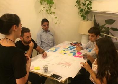 Workideas em apoio á pesquisa e cocriação para redesenho do Academicxs Game Santander para a Ponto de Criação