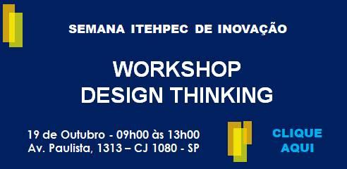 Venha nos visitar e conhecer na prática Design Thinking